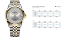 Raymond Weil Men's Swiss Automatic Freelancer Two-Tone PVD Stainless Steel Bracelet Watch 42mm