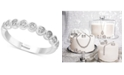 EFFY Collection Bubbles by EFFY® Diamond Bezel Band (1/3 ct. t.w.)