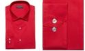 Alfani Men's Big & Tall Solid Dress Shirt, Created For Macy's