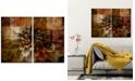 Ready2HangArt 'Daisy Abstract' Oversized 2-Pc. Canvas Art Print Set