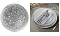 American Atelier Jay Import Bombay Silver Charger Plate