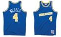 Mitchell & Ness Men's Chris Webber Golden State Warriors Hardwood Classic Swingman Jersey