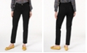 Charter Club Windham Ponte Stretch Pants, Created for Macy's