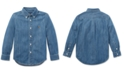 Polo Ralph Lauren Little Boys Cotton Chambray Shirt