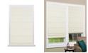 "US Shade & Shutter Cordless Texture Look Room Darkening Fabric Roman Shade, 36""x64"""