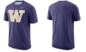 Nike Men's Washington Huskies Dri-FIT Cotton Slub T-Shirt