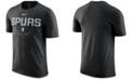 Nike Men's San Antonio Spurs Practice Essential T-Shirt