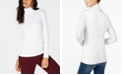 INC International Concepts INC Ribbed-Knit Turtleneck, Created for Macy's