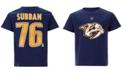 Outerstuff P.K. Subban Nashville Predators Player T-Shirt, Little Boys (4-7)