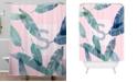 Deny Designs Iveta Abolina Peaches N Cream S Shower Curtain