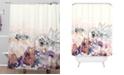 Deny Designs Iveta Abolina Crystal Valley Shower Curtain