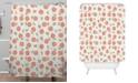 Deny Designs Iveta Abolina Marielle Mauve Shower Curtain