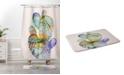 Deny Designs Iveta Abolina French Countryside Cream Bath Mat