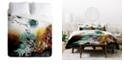 Deny Designs Iveta Abolina Frozen Dreams Twin Duvet Set