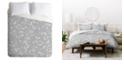 Deny Designs Iveta Abolina Crystalline Water Queen Duvet Set