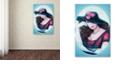 "Trademark Global Jenny Newland 'Lost Love' Canvas Art, 22"" x 32"""