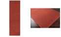 """Surya Mystique M-331 Rust 2'6"""" x 8' Area Rug"""