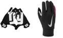 Nike New York Giants Fan Gloves