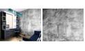 Brewster Home Fashions Concrete Wall Mural