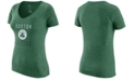 Nike Women's Boston Celtics Dri V-Neck T-Shirt