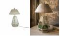 Kalalou Terrarium Lamp w/Metal Shade