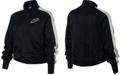 Nike Big Girls Sportswear Fleece Jacket
