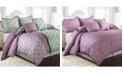 Nanshing Abigail Reversible 5-Piece Full/Queen Comforter Set