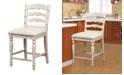 Linon Home Decor Marino Counter Stool