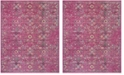 Safavieh Artisan Fuchsia and Anthracite 8' x 10' Area Rug