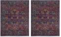 Safavieh Granada Fuchsia and Multi 8' x 10' Area Rug
