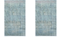 Safavieh Mystique Blue and Multi 3' x 5' Area Rug
