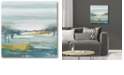 """Courtside Market Lewbeach I Gallery-Wrapped Canvas Wall Art - 16"""" x 16"""""""
