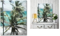 """Courtside Market Coconut Tree Gallery-Wrapped Canvas Wall Art - 16"""" x 20"""""""