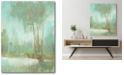 "Courtside Market Mist in The Glen II Gallery-Wrapped Canvas Wall Art - 16"" x 20"""