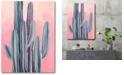 "Courtside Market Desert Dawn II Gallery-Wrapped Canvas Wall Art - 18"" x 24"""