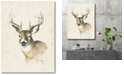 """Courtside Market Big Buck I Gallery-Wrapped Canvas Wall Art - 18"""" x 24"""""""