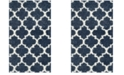 Safavieh Montreal Blue and Ivory 3' x 5' Area Rug