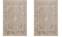 Safavieh Montage Gray and Gold 4' x 6' Area Rug