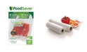 """Crock-Pot FoodSaver 8"""" and 11"""" Vacuum Seal Rolls with BPA-Free Multi-Layer Construction for Food Preservation, 6-Pack"""