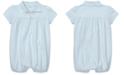Polo Ralph Lauren Baby Girls Interlock Bubble Cotton Shortall