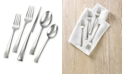 J.A. Henckels Zwilling Bellasera  18/10 Stainless Steel 23-PC Flatware Set, Service for 4