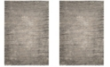 Safavieh Meadow Ivory and Gray 4' x 6' Area Rug