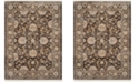 "Safavieh Vintage Persian Brown and Multi 5' x 7'-6"" Area Rug"