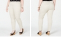 Style & Co Plus Size Stretch Chino Pants, Created for Macy's