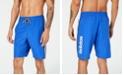 "adidas Men's Hoopshot 9"" Swim Trunks, Created for Macy's"