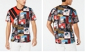 INC International Concepts I.N.C. Men's Comic Graphic T-Shirt, Created for Macy's