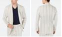 INC International Concepts INC Men's Slim-Fit Striped Blazer, Created for Macy's