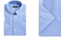 Club Room Men's Classic/Regular-Fit Stretch Pinpoint Dress Shirt, Created for Macy's
