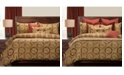 Siscovers City Lights 6 Piece Full Size Luxury Duvet Set