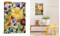 """iCanvas """"Irises"""" By Kim Parker Gallery-Wrapped Canvas Print - 18"""" x 12"""" x 0.75"""""""